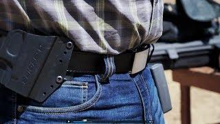 Nextbelt Tactical Series Gun Belt Review
