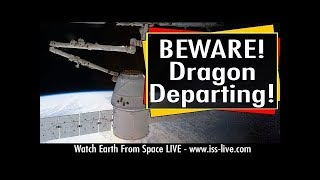 LIVE: Release of the SpaceX Dragon CRS-14 Cargo Craft