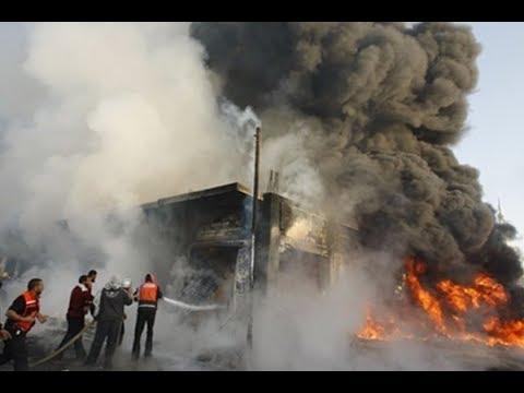هجوم مزدوج في بغداد يقتل ويصيب أكثر من 120 شخصا  - نشر قبل 11 ساعة