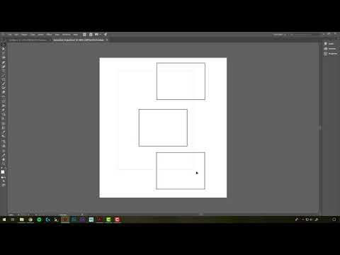 Art 112 Illustrator Tutorial 04 - KEYBOARD SHORTCUTS, PANNING and ZOOMING