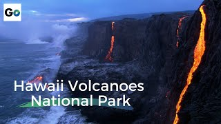 Hawaii Volcanoes National Park -  See the Biggest Volcano in The World