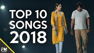 Top 10 Tamil Songs 2018