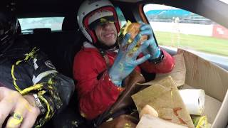 Building a Burger in the new Renault Megane RS - AD