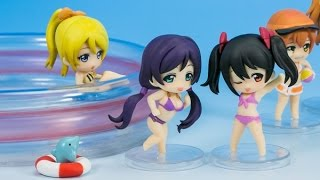 Toy's Works Collection Niitengo Deluxe Love Live ! One Piece Of Article Kotori Minami