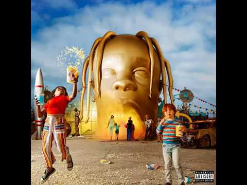 Travis Scott Ft. Drake - Like A Light (3rd Part Of Sicko Mode)