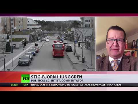 'Almost a war zone': Riots and burnt cars in Stockholm migrant district