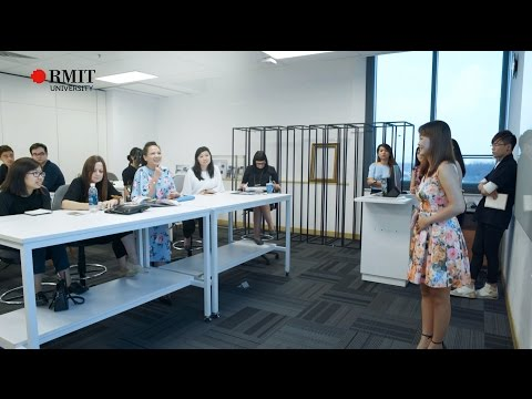Fashion Work Integrated Learning Project Rmit Vietnam Youtube