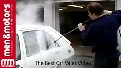 The Best Car Valet Video