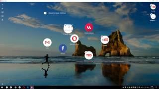 opera Neon (Moment): обзор экспериментального браузера