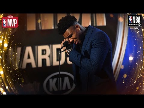 Sean Salisbury - Giannis Antetokounmpo Got Emotional Last Night After Winning MVP