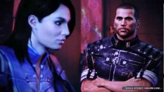 Mass Effect 3: Citadel - Ashley Romance [ITA]