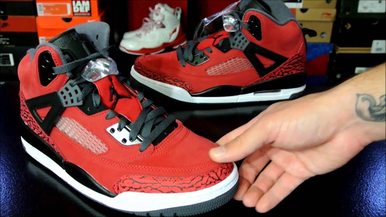 4f59559986d0 Jordan Spiz ike Gym Red  Black  Dark Grey- White  Toro . WearTesters