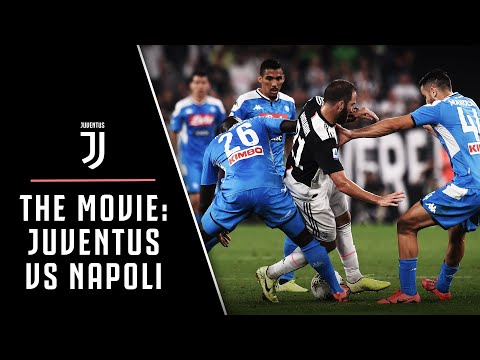 A HISTORY OF JUVENTUS VS NAPOLI | THE MOVIE