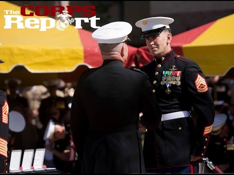 MARSOC Marine Awarded Navy Cross (The Corps Report Ep. 53)