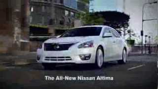 2013 Nissan Altima 2.5 SV full review