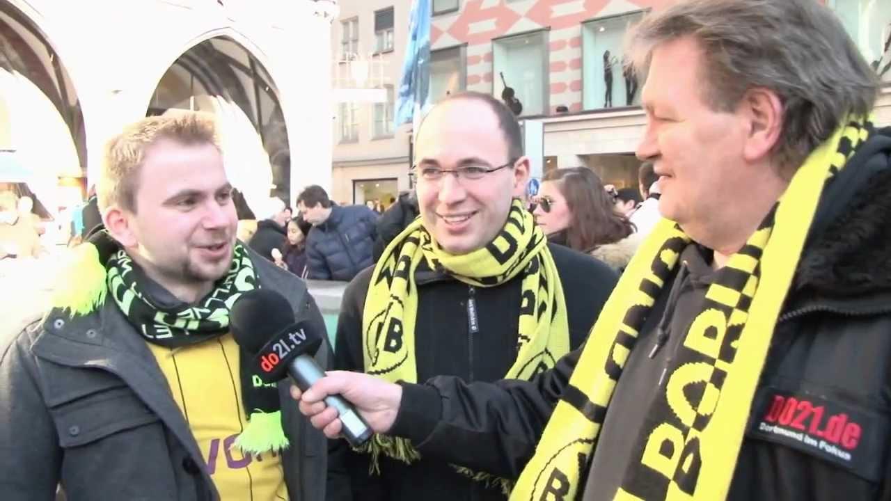 FC Bayern - BVB: Die geilsten Fans der Welt im Fantipp aus München