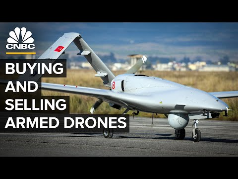 Why Demand For Armed-Drones Is Surging