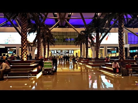 Muscat International Airport - Walk Around ( Do Subscribe)