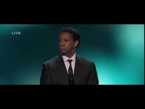 Inspiring motivational Speech by Denzel Washington  2017