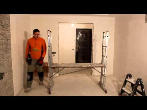 обзор строительных лестниц,стремянок и их модернизация