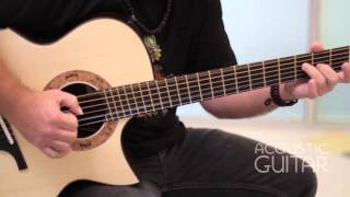 Andy McKee - The Reason - Acoustic Guitar Session