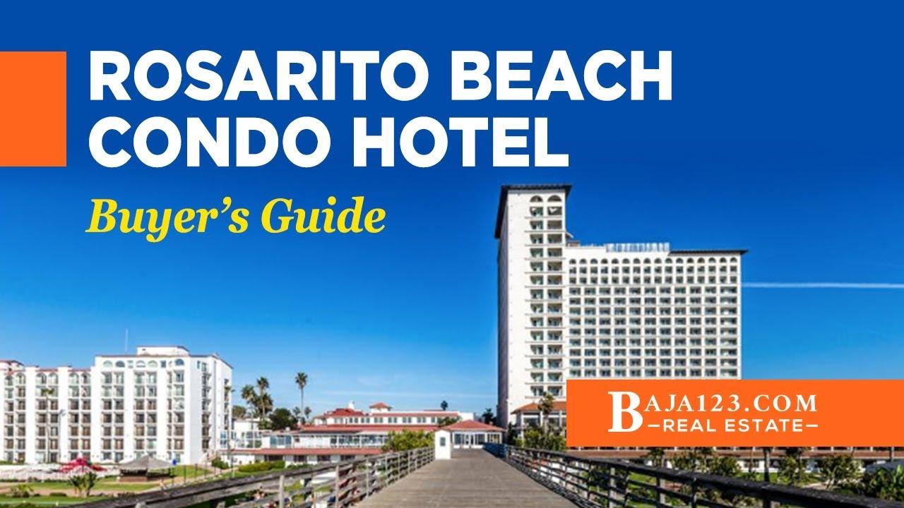 Rosarito Beach Hotel And Condos For