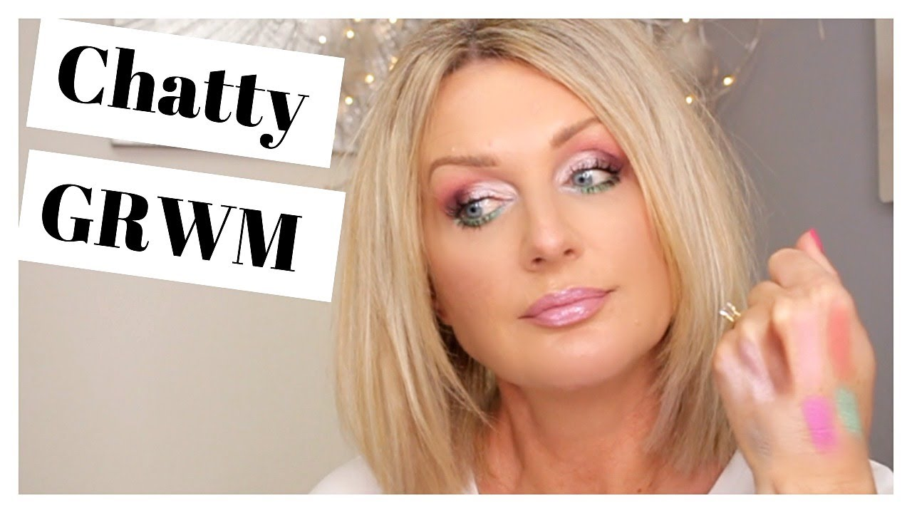 Chatty GRWM - New Makeup and New Brushes