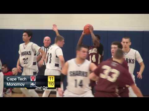 Boys basketball vs Cape Tech