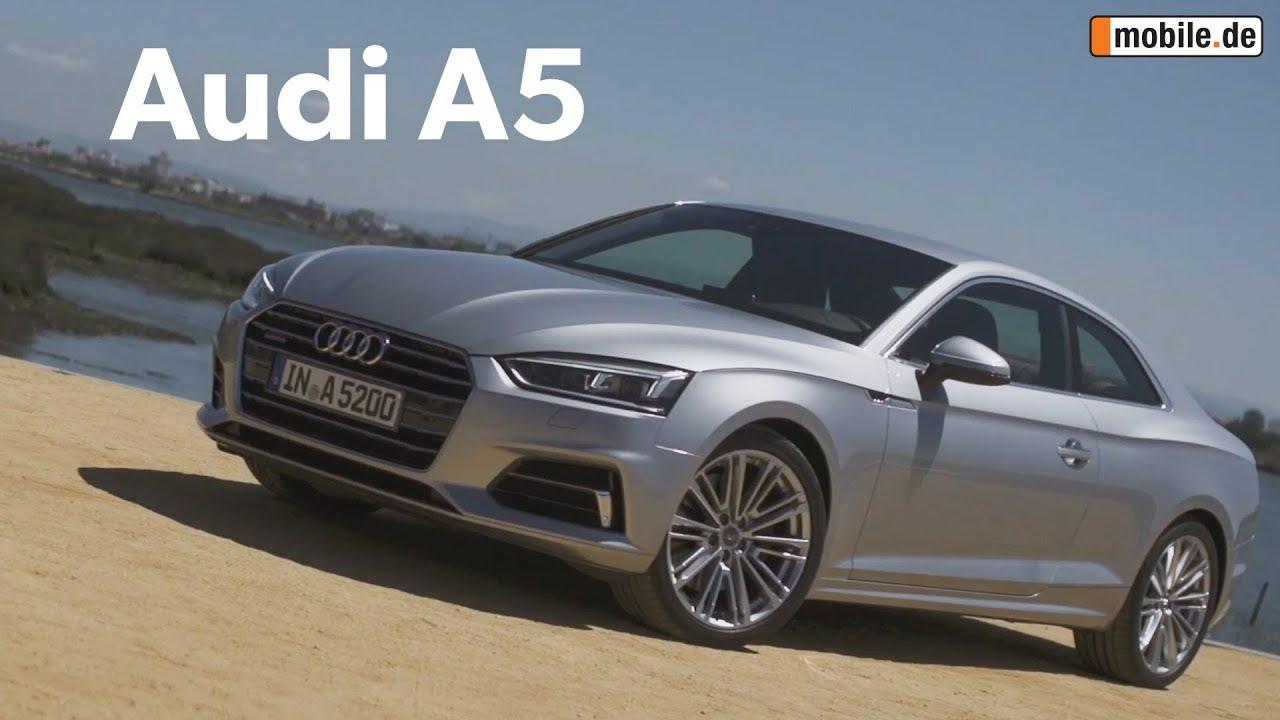 Kurzcheck Mobilede Audi A5 Youtube