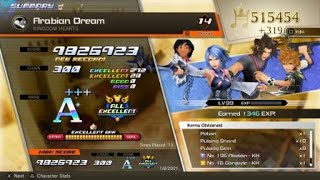 KH Melody of Memory - Arabian Dream, proud, all excellent