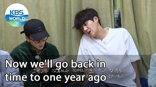 Now we'll go back in time to one year ago (2 Days & 1 Night Season 4) | KBS WORLD TV 210228