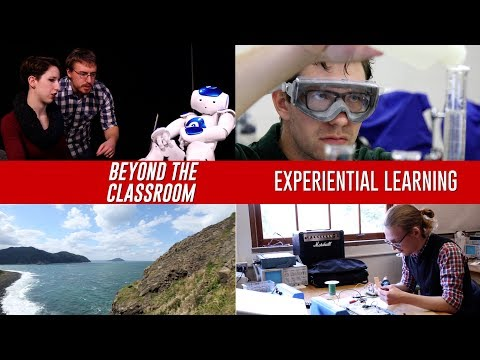 Beyond The Classroom: Experiential Learning