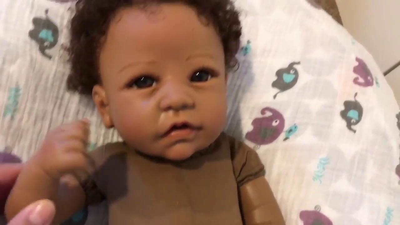 Ashton Drake Silicone Baby Tasha Box Opening! She s Here!! - YouTube b672601dd