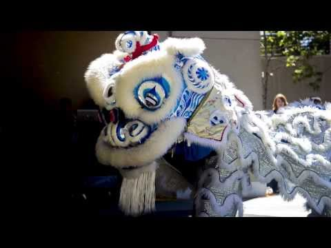 Southern Wind Lion Dance - Gio Nam Mua Lan - 2013 slideshow