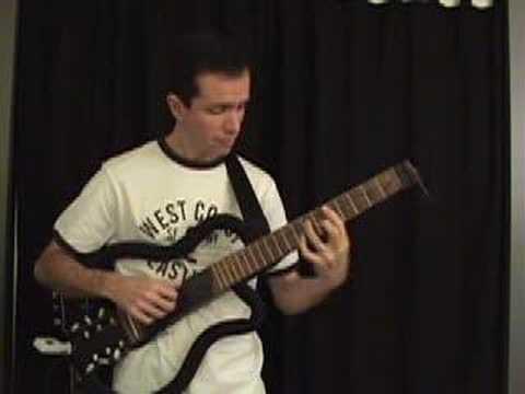 Great Is Thy Faithfulness - Solo Jazz Guitar