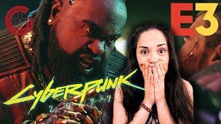 E3 2019 - Cyberpunk 2077 E3 Cinematic - Details & News!