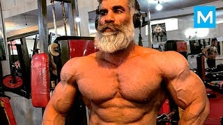 Age is Just a Number - Oldest Mass Monster | Muscle Madness