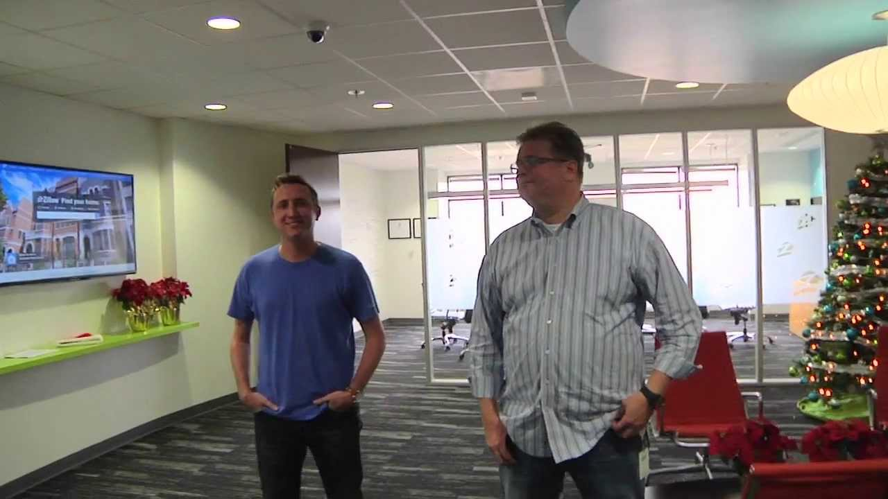Behind The Scenes At The Zillow Orange County Office   YouTube