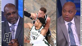 Inside the NBA Reacts to Bucks vs Nets Game 1 Highlights | June 5, 2021 NBA Playoffs