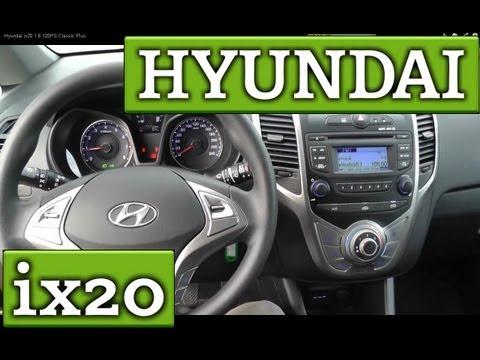 Hyundai ix20 1.6 125PS Classic Plus
