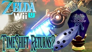 Zelda Wii U Will Have Timeshift Technology?