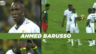AHMED BARUSSO - The freekick that never saved Ghana