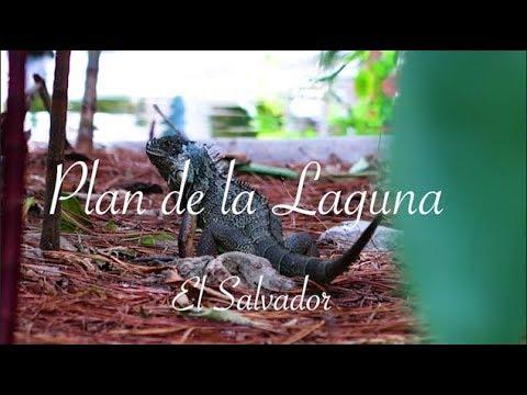 El Salvador Travel Vlog: Plan de la Laguna Botanical Garden
