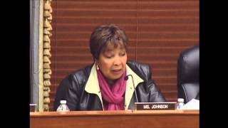 2014.02.27 - Ranking Member Eddie Bernice Johnson (D-TX) - Opening Statement