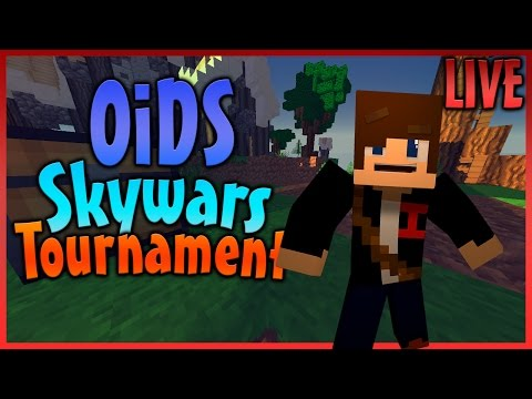 OiDs SkyWars Tournament DAY 2 (THE FIRST MATCHES CONTINUE!)