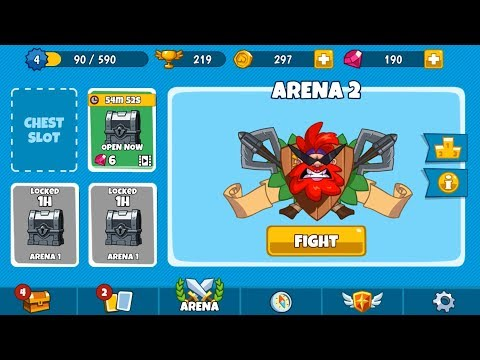 What The Hen Arena 2 Fight 5 HD 1080p