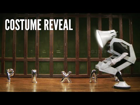 Pixar Lamp Costume!
