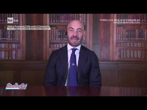 Coronavirus: il primo paziente guarito - ItaliaSì! 21/03/2020