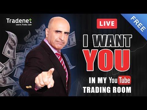 Live Day Trading Room Streaming - Meir Barak