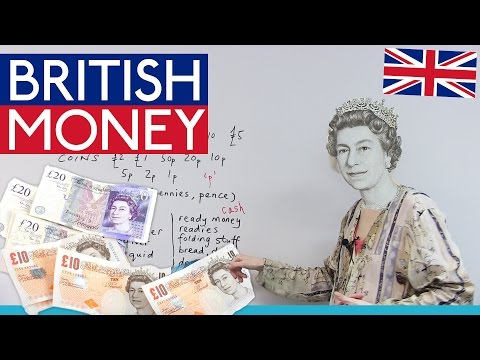 Learn about British money, new and old! £££